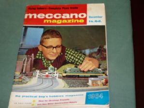 MECCANO MAGAZINE 1964 December Vol 49 No.10